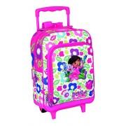 Montichelvo - I bambini di shopping con un design Dora, rosa e bianco (21083)