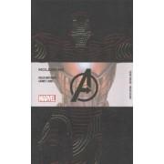 Moleskine the Avengers Limited Edition Notebook, Large, Ruled, Black, Ironman