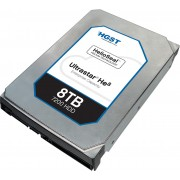 HGST 3.5in 25.4MM 8000GB 128MB 7200RPM SATA ULTRA 512E ISE