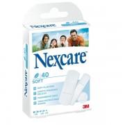 Cerotti Nexcare Soffice 40 cerotti assortito 7129 (conf.40)