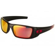 Oakley Fuel Cell fietsbril rood/zwart 2017 Sportbrillen
