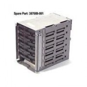 HP CAGE,LVD 6 DRIVES (387089-001)