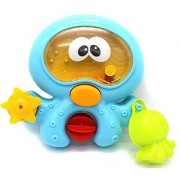 VERZABO BABY DEEP SEA DRIVER - bath toy set for 12 months plus babies
