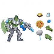 Marvel Avengers Super Hero Mashers Smash Fist Hulk Figure