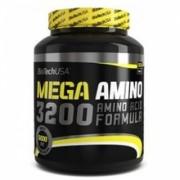 BioTech USA Mega Amino 3200 500tab. - BiotechUSA