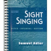 Sight Singing by Samuel Adler