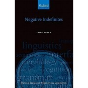 Negative Indefinites by Doris Penka