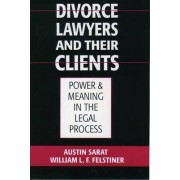 Divorce Lawyers and Their Clients by Austin Sarat