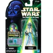 Star Wars Action Figur 84201 - Greedo mit Blaster (inkl. CommTech Chip)