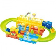 Saffire Mimi Train Set with Upper and Lower Level and Bridge