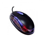 Terabyte 3D Optical wired USB Mouse in Black Color