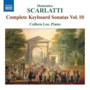 Scarlatti - Sonatas Vol.10 (0747313051175) (1 CD)