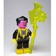 Lego DC Universe Super Heroes Space Sinestro with Power Staff