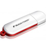 Memorie USB Silicon-Power Stick USB Luxmini 320 White