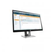 Monitor LED HP EliteDisplay E240 24 inch 7ms Black Silver