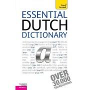 Essential Dutch Dictionary: Teach Yourself by Gerdi Quist