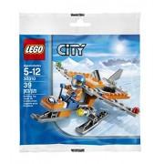 Lego 30310 City - Mini-avión explorador del Ártico