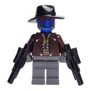 LEGO Star Wars - Figura de Cad Bane (con armas)