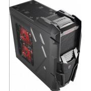 Aerocool Mechatron Black Mesh Edition - Midi-Tower Black