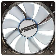 Prolimatech Blue Vortex 12 LED - High Static Pressure and Airflow Fan (120mm)
