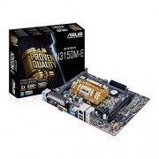 Asus n3150 m-e Quad Core Intel Celeron Micro ATX MOTHERBOARD