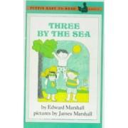 Three by the Sea by Edward Marshall