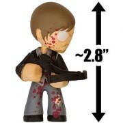Bloody Daryl Dixon: ~2.8 Walking Dead x Funko Mystery Minis Vinyl Mini-Figure Series #2 [RARE]