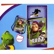 drap de plage toy story 3 buzz