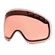 Oakley Crowbar Snow Lens Replacement for ski/snowboard Mask rose pink Size:One Size