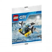 Lego City Prison Island Helicopter 30346 (Bagged)