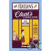 The Italians at Cleat's Corner Store by Jo Riccioni
