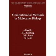 Computational Methods in Molecular Biology: Volume 32 by S. L. Salzberg