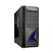 Skrinka Zalman MidTower Z9 U3, mATX/ATX, priehľadný bok, bez zdroja, čierna
