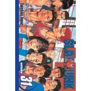 Slam Dunk, Volume 31 by Takehiko Inoue