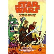 Star Wars - Clone Wars Adventures: v. 7 by Fillbach Brothers