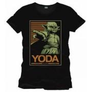 Tricou - Star Wars - Yoda Frame