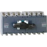 Comutator sursa manual interpact ins500 - 3 poli - 500 a - Inversoare de sursa interpact, compact si masterpact - Ins320...630 - 31152 - Schneider Electric