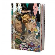 "Christian LaCroix Curiosities B5 10"" X 7"" Hardcover Journal"