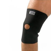 Joelheira com Orificio Foot Hand - G