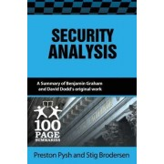 Security Analysis by Preston Pysh