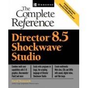 Director 8.5 Shockwave Studio by David Mennenoh