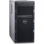 Server Dell PowerEdge T130 Tower Intel Xeon E3-1230 v5 8GB DDR4 UDIMM 1TB HDD SATA Black