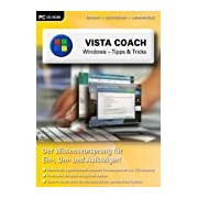 Vista Coach - Windows Vista Tipps & Tricks [Edizione: Germania]