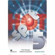 Hot Spot Level 5 by Colin Granger