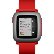 Smartwatch Time 501-00022 Rosu PEBBLE