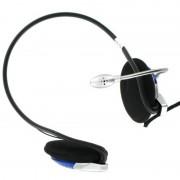 Casti 4World DuoColor Over-Ear 02993 Black-Blue