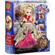 Papusi Ever After High Apple WhiteThronecoming la bal