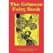 The Crimson Fairy Book by Andrew Lang