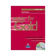 Going for Gold Upper Intermediate Language Maximiser with CD Pack