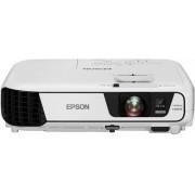 Videoproiector Epson EB-W32, 3200 lumeni, 1280x800, Contrast 15.000:1, Wireless, MHL, RGB, S-Video in, Component, Composite, HDMI, VGA, Telecomanda, Geanta transport (Alb)